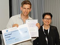 Best Paper: 1. Rami Sommerstein, Marie-Theres Meier (Prize Committee)